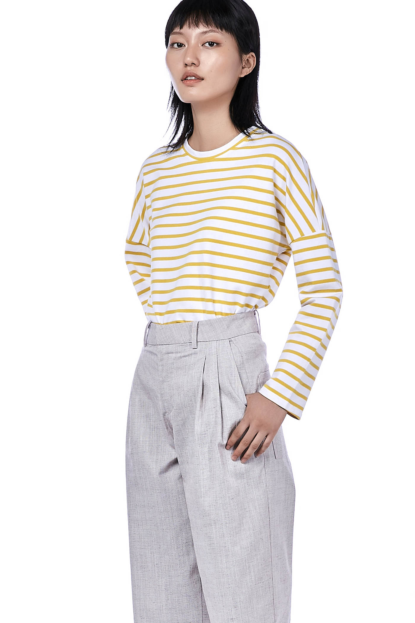 Elfa Stripe Top