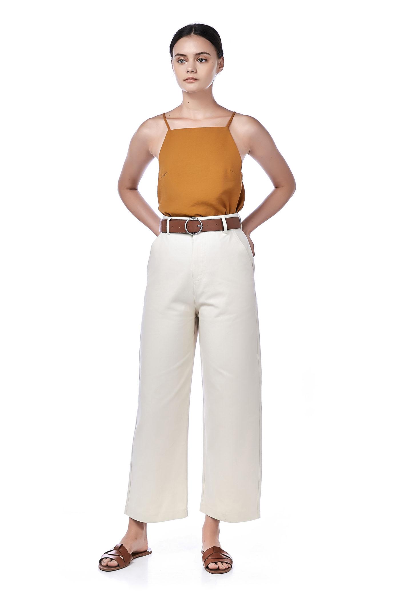 Osya High-Waisted Pants