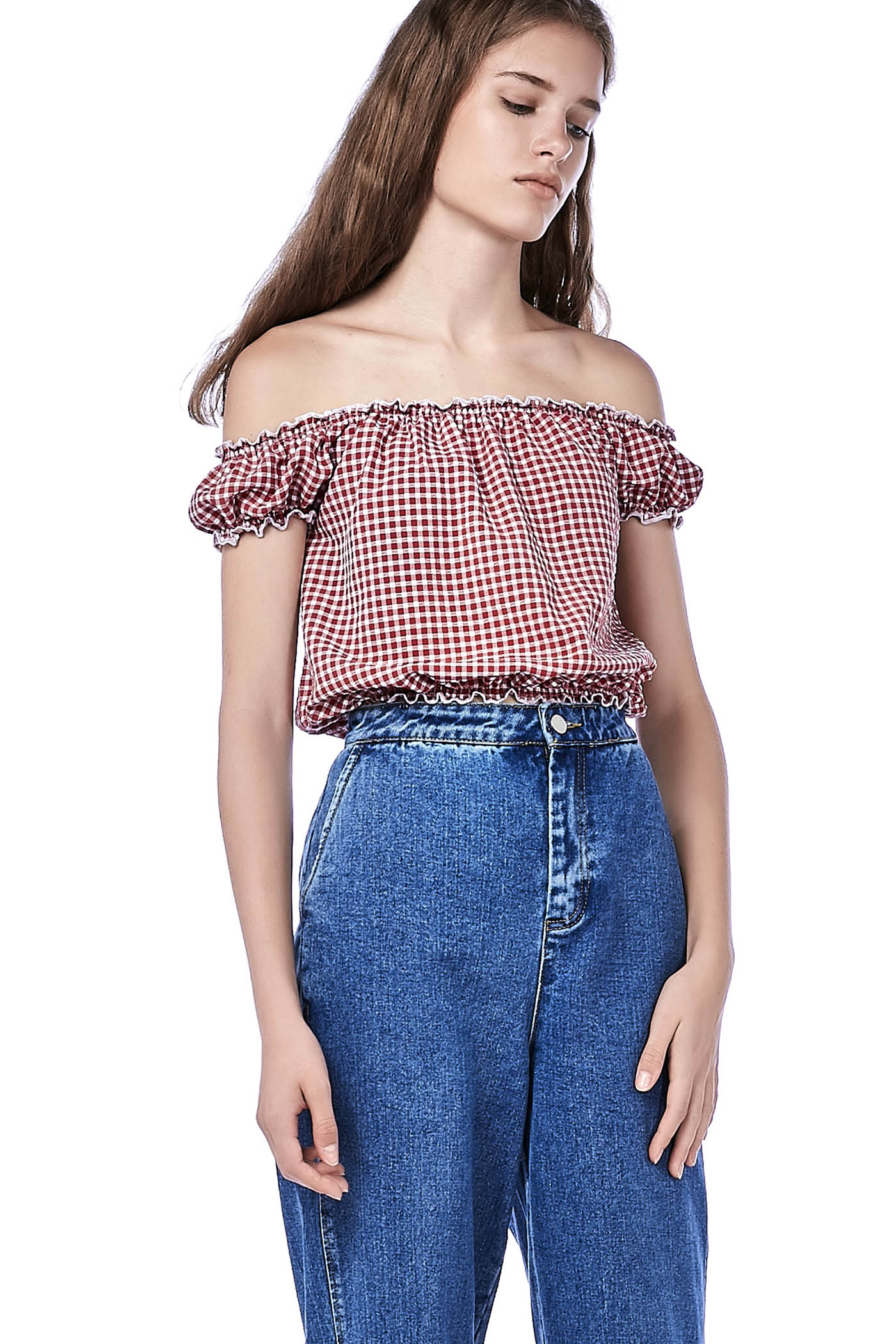 Cilla Crop Top