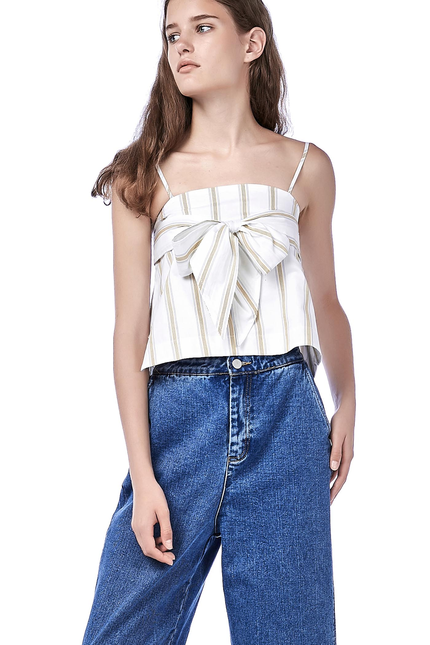 Juliane Crop Top