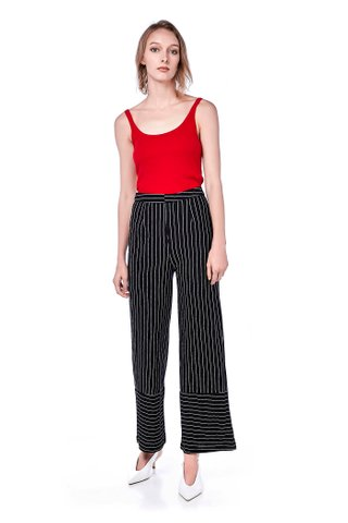 Elayna Stripe Pants