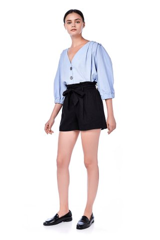 Devina V-Neck Blouse