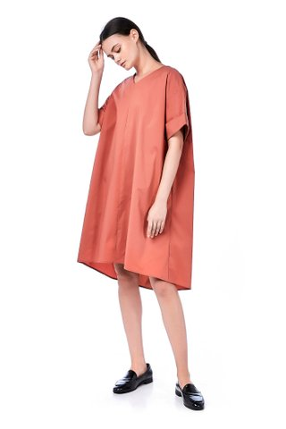Nasya Tent Dress