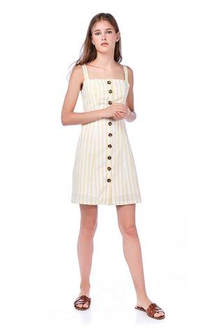 Deonna Stripe Dress