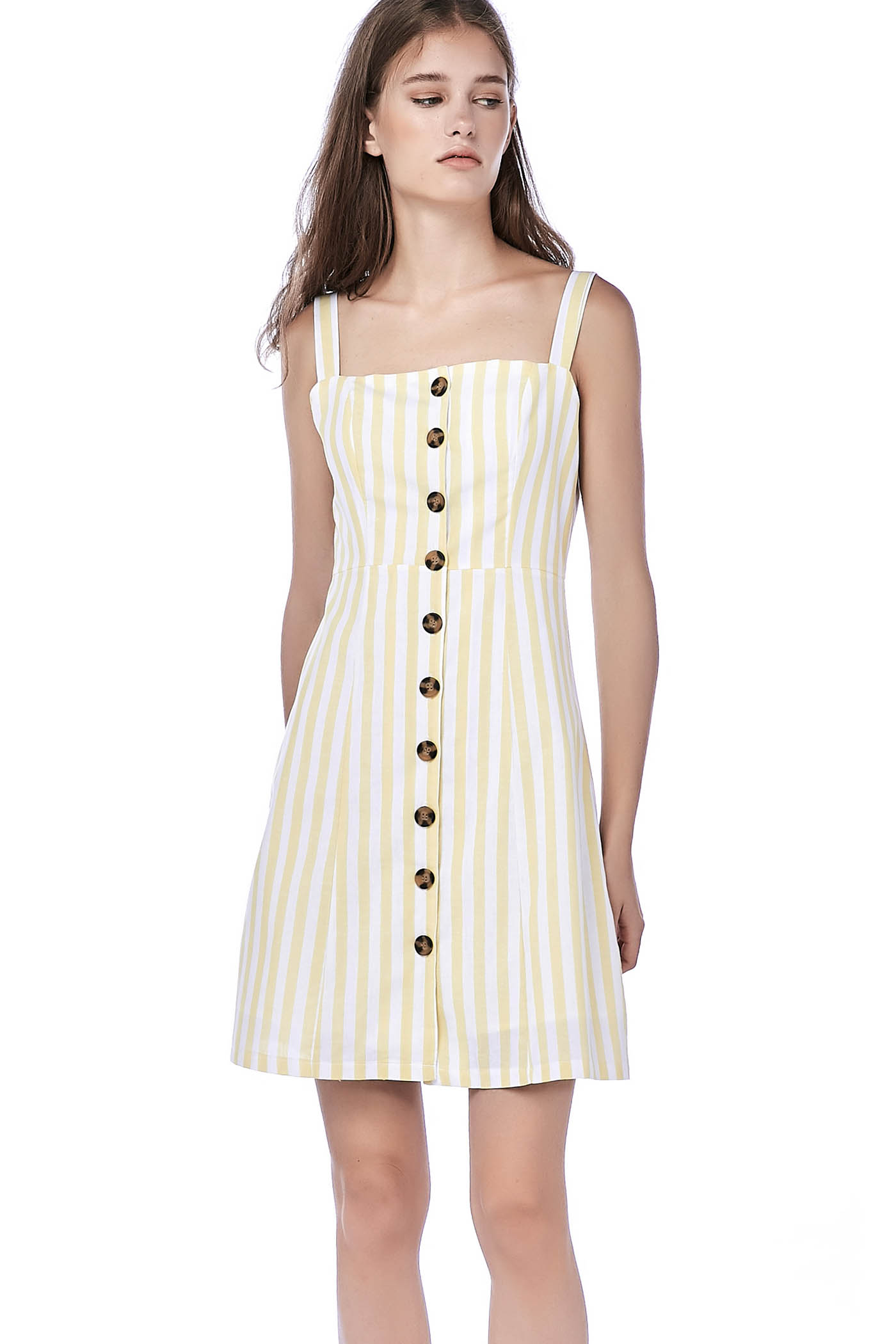 Deonna Stripe Dress