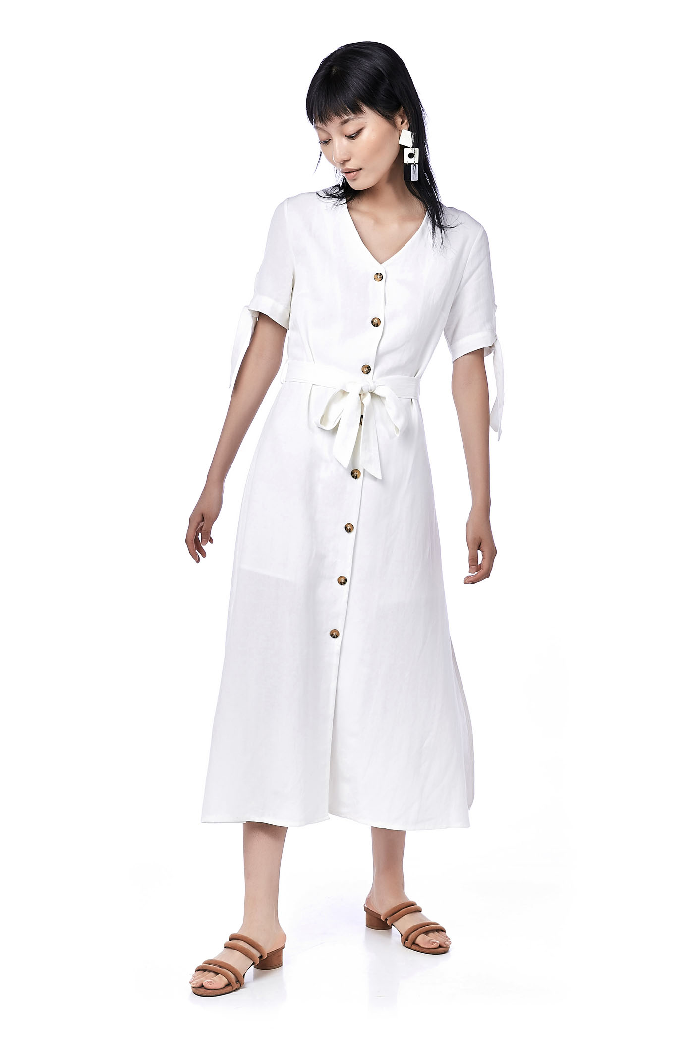 Dena Shirtdress