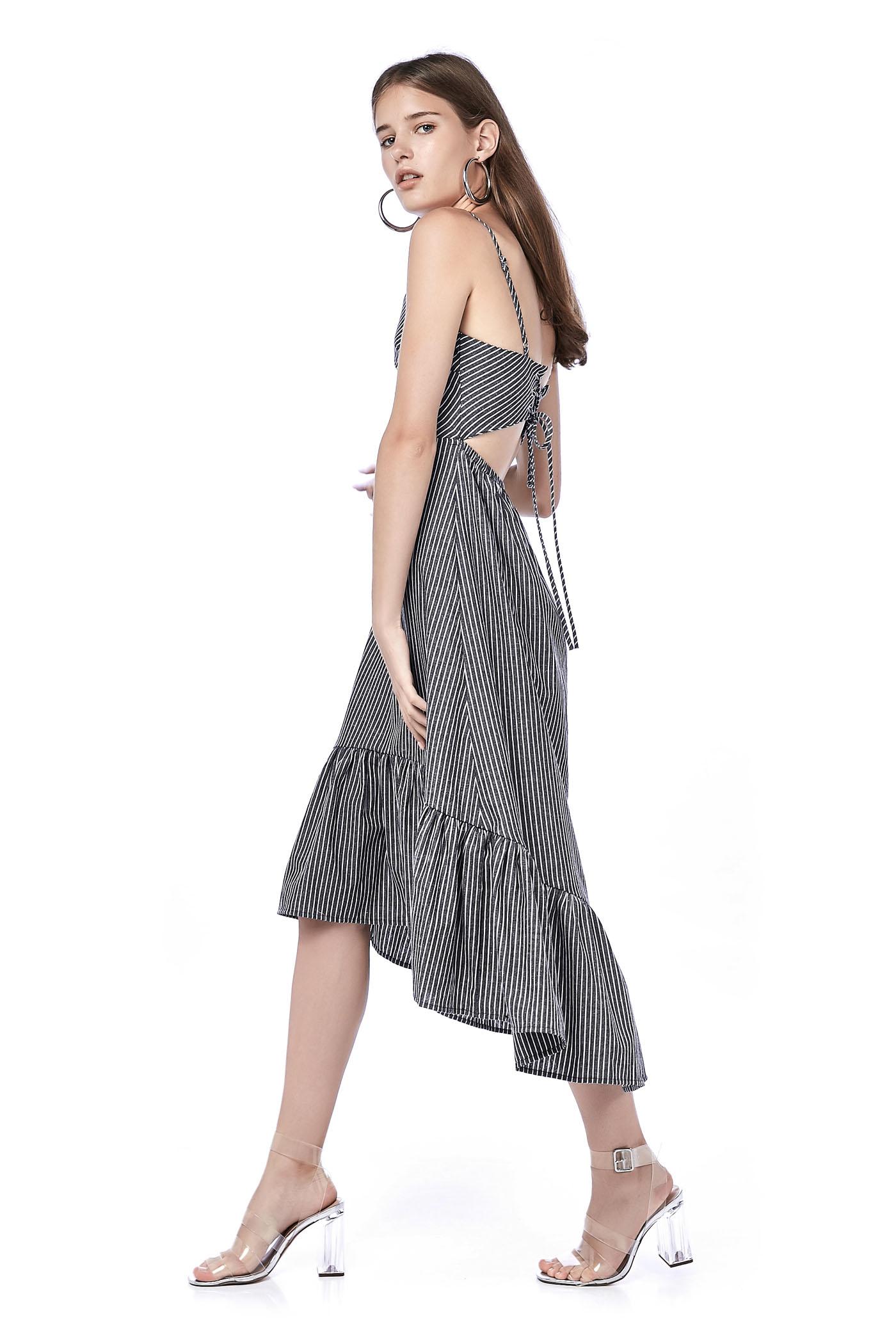 Caterine Midi Dress