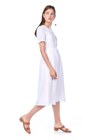 Ricci Broderie Maxi Dress