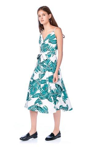 Delina Midi Dress