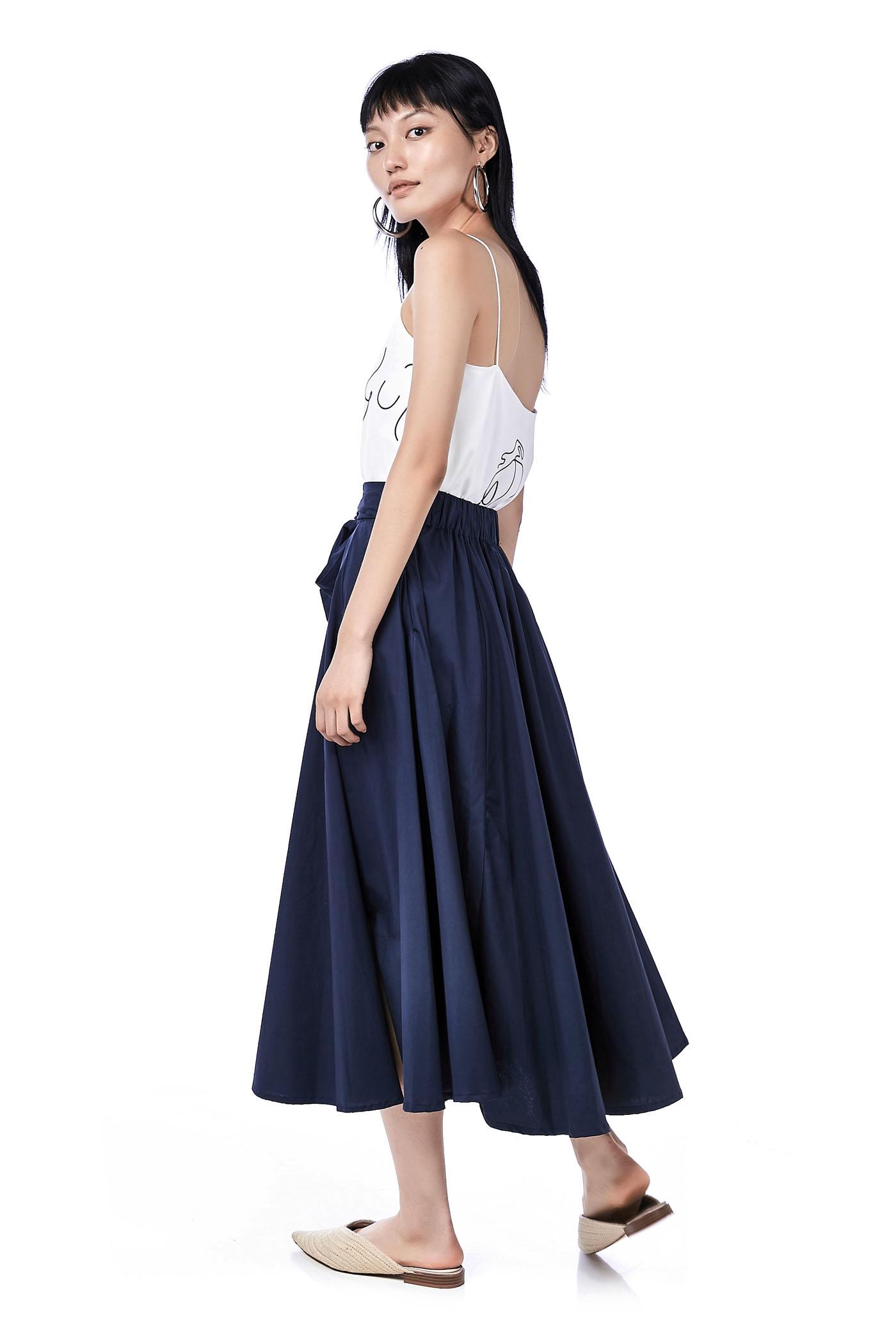 Verma Maxi Skirt