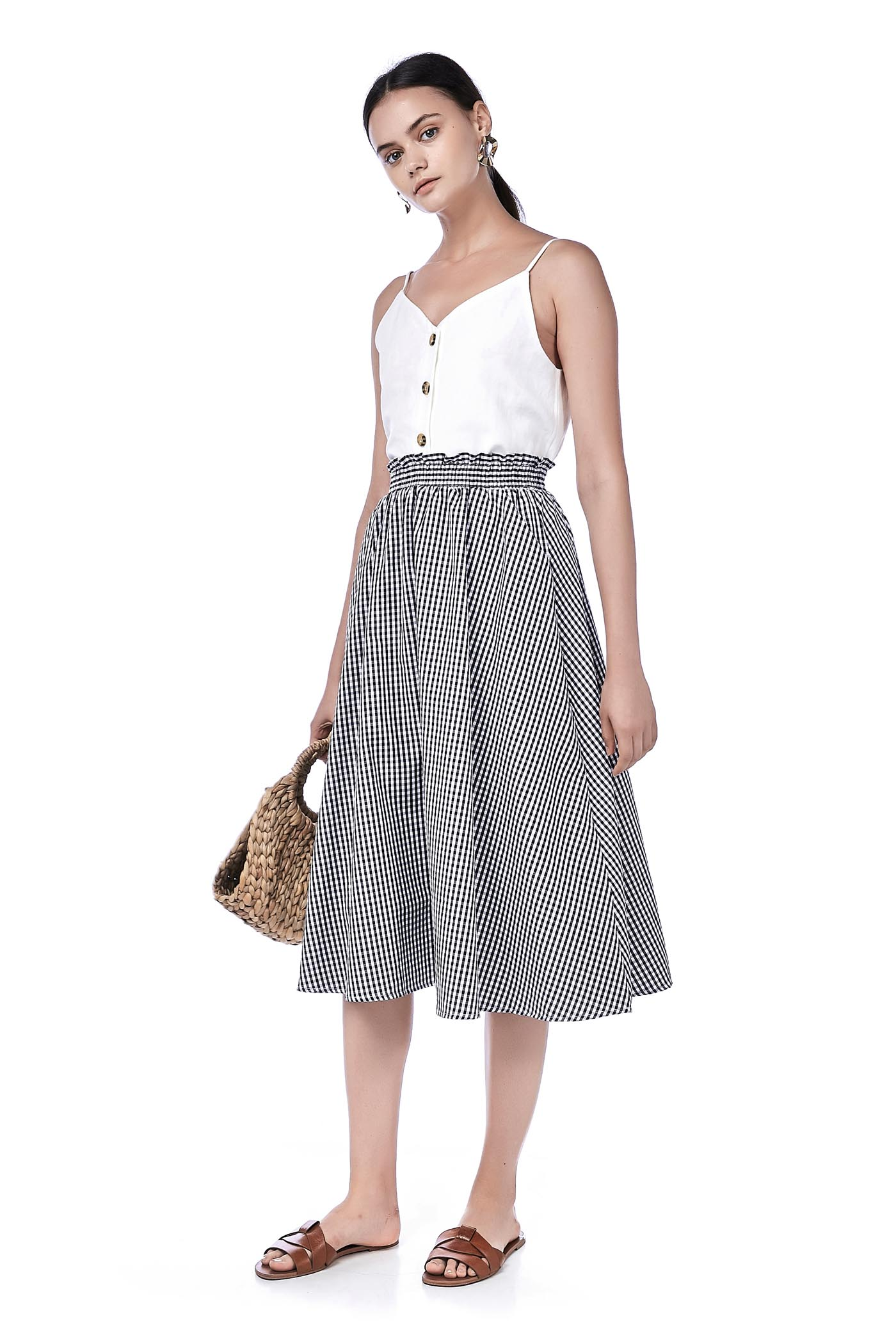Ashby Midi Skirt