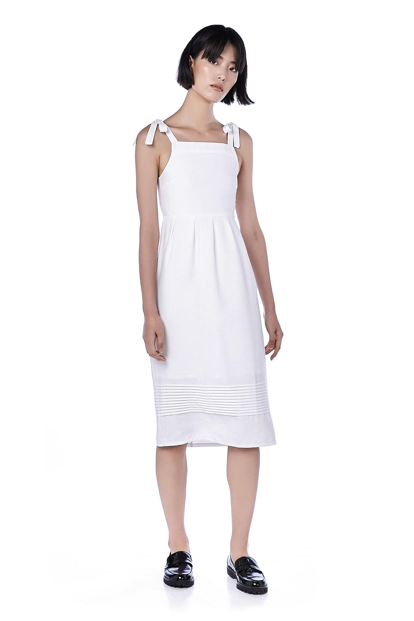 Kert Tie-Strap Dress