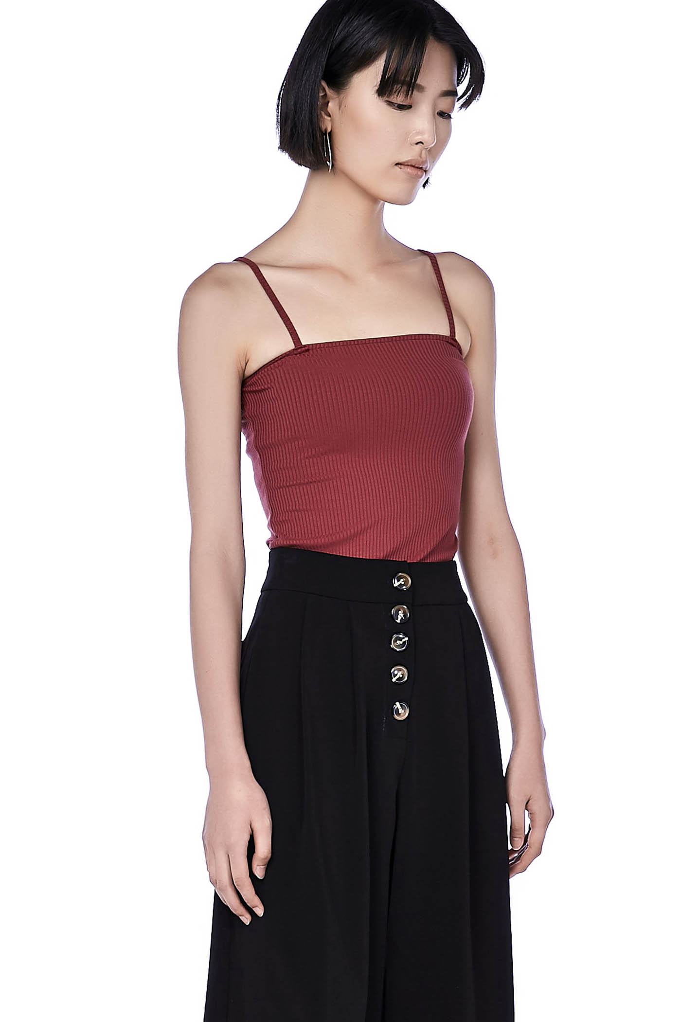 Delphia Crop Top