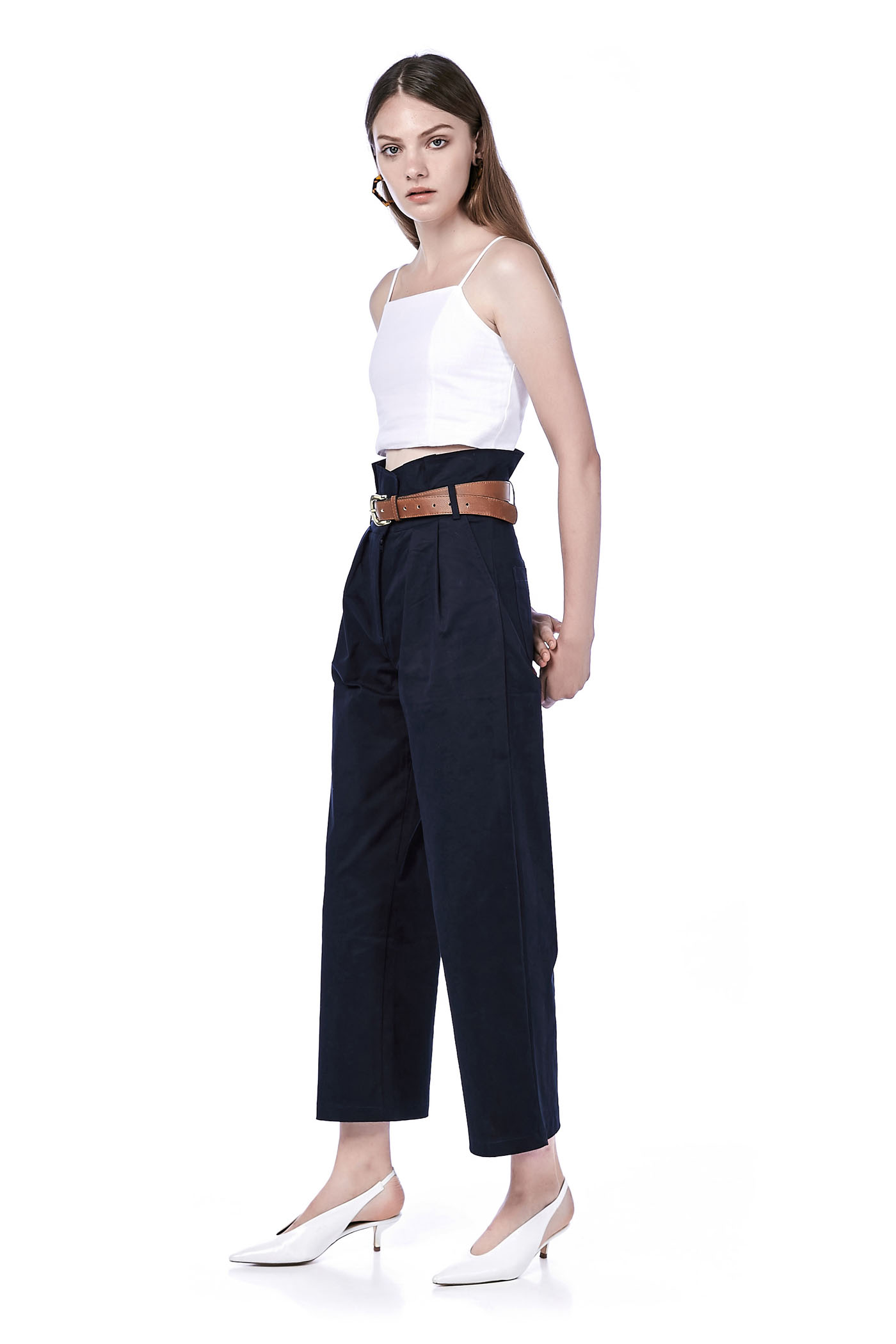 Adya High-Waisted Pants