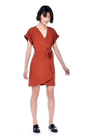 Sani V-Neck Dress