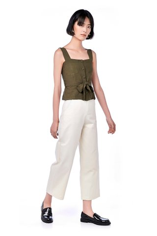 Louis Belted Top