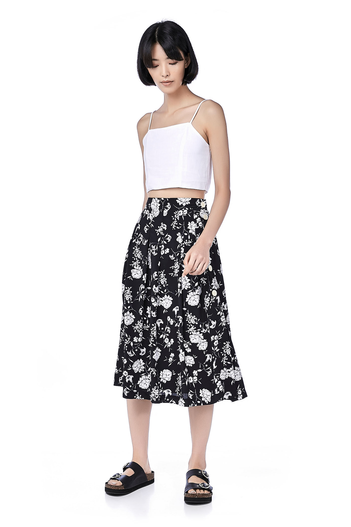 Daluie Swing Skirt