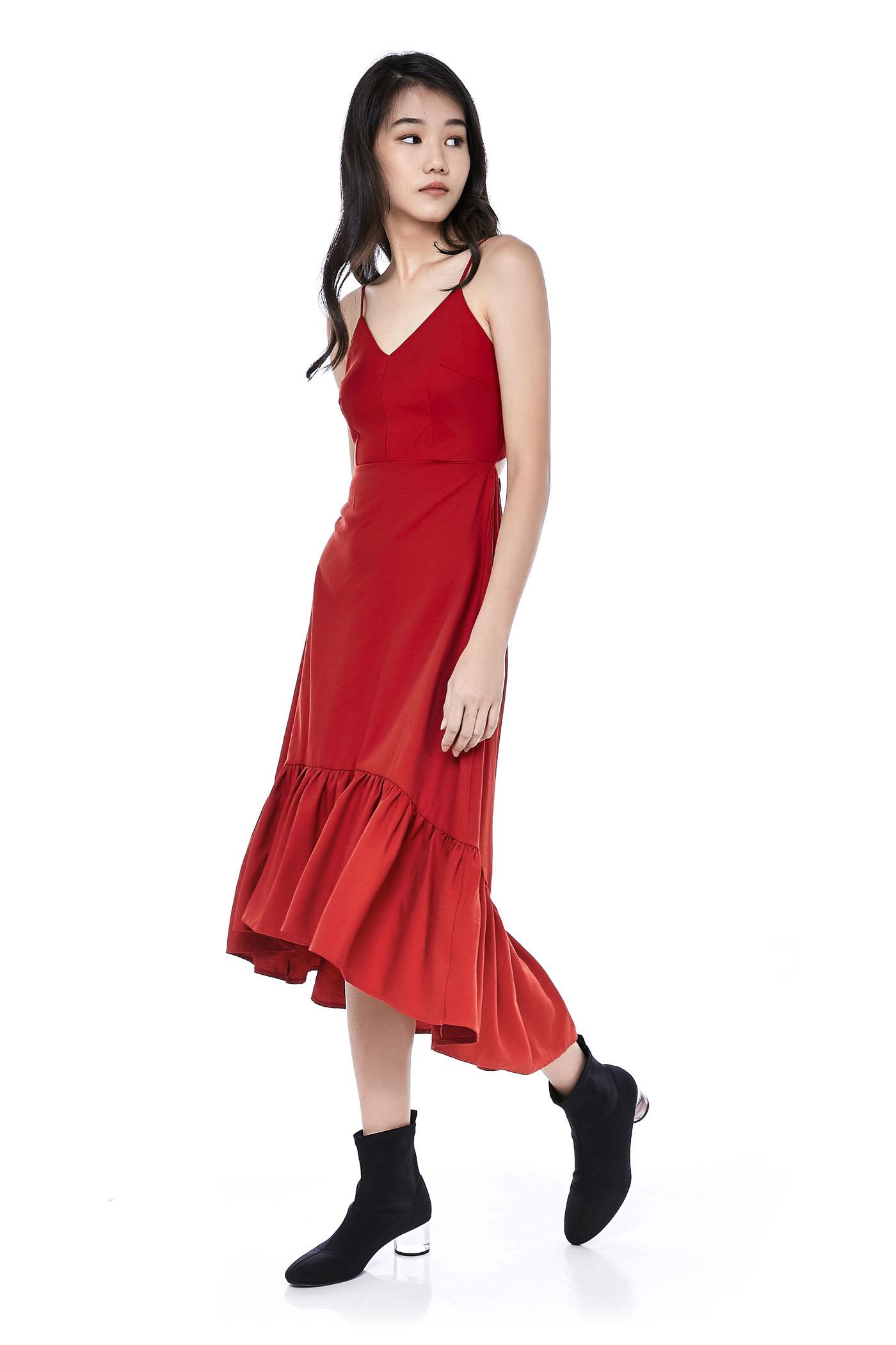 Charlotte Midi Dress