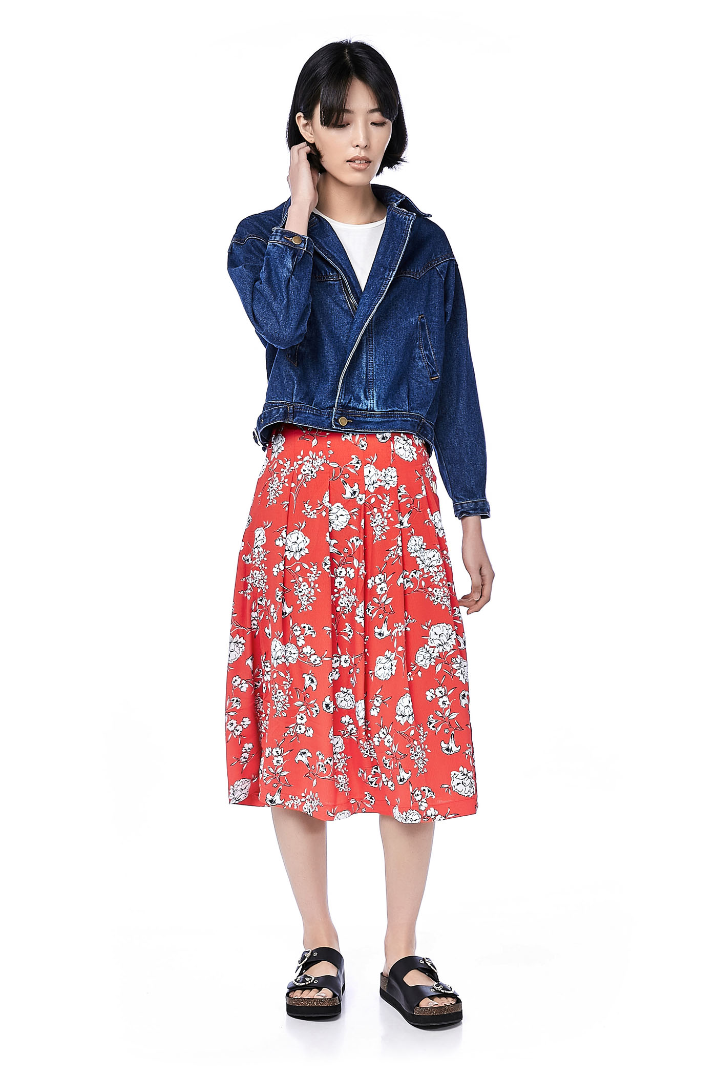 Daluie Swing Skirt