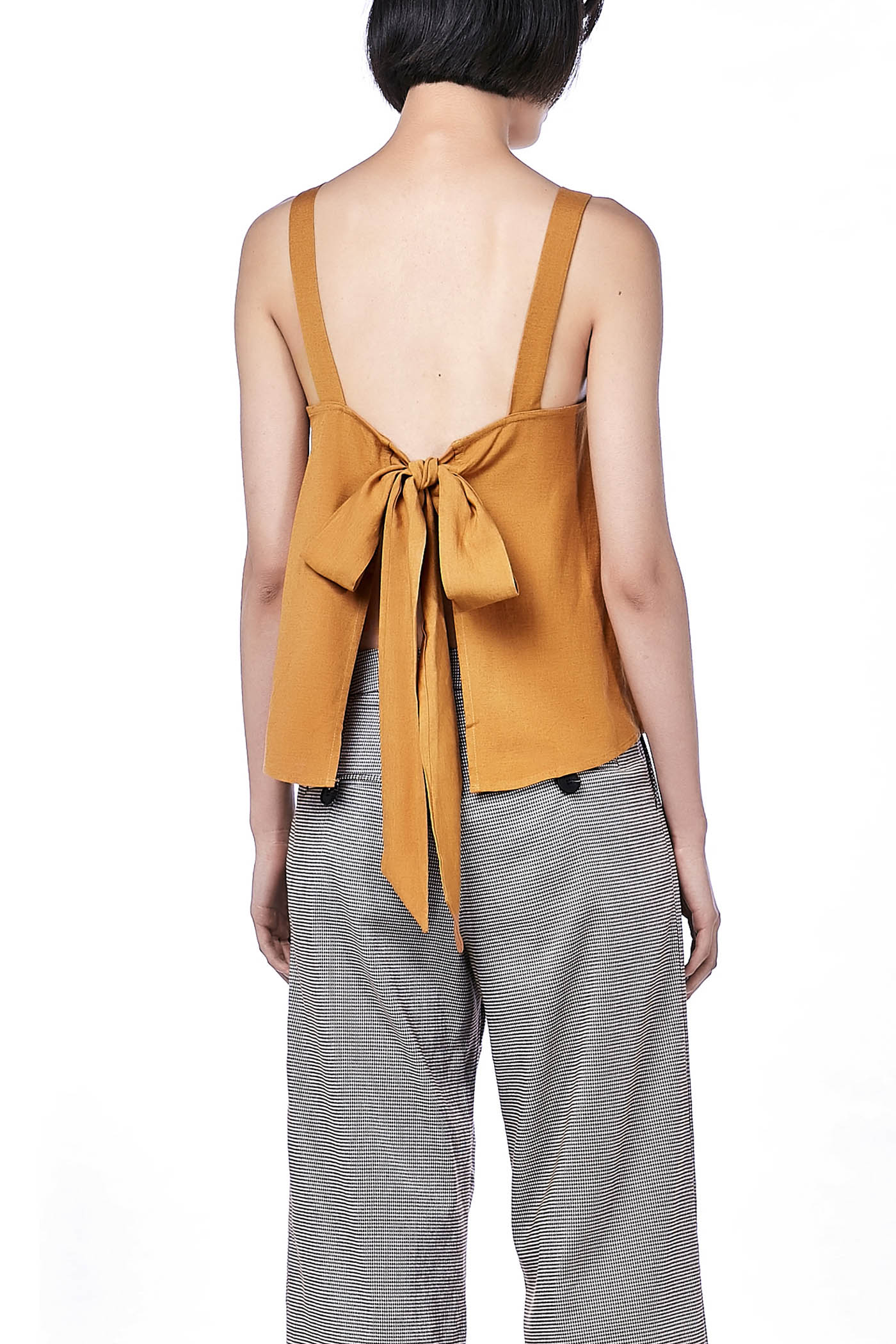 Milly Back-Tie Top