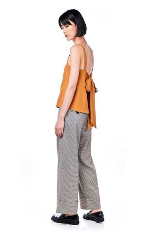 Henrietta Wide-Leg Pants