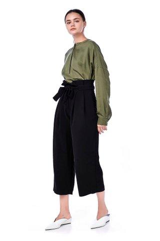 Nereo Pleated Waist Pants