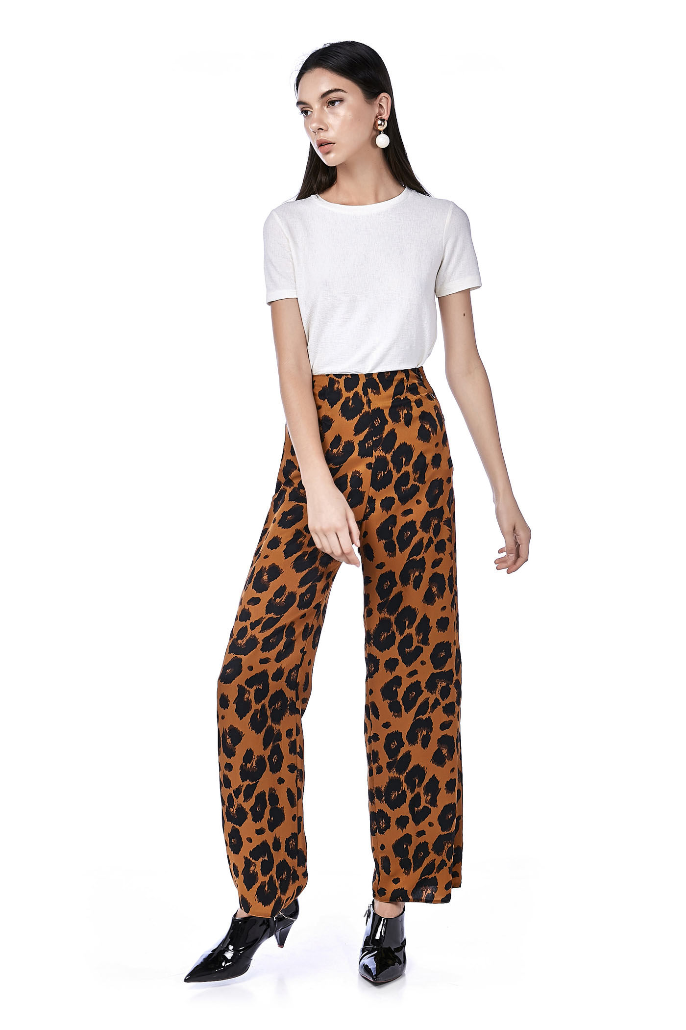 Varla High-Waisted Pants
