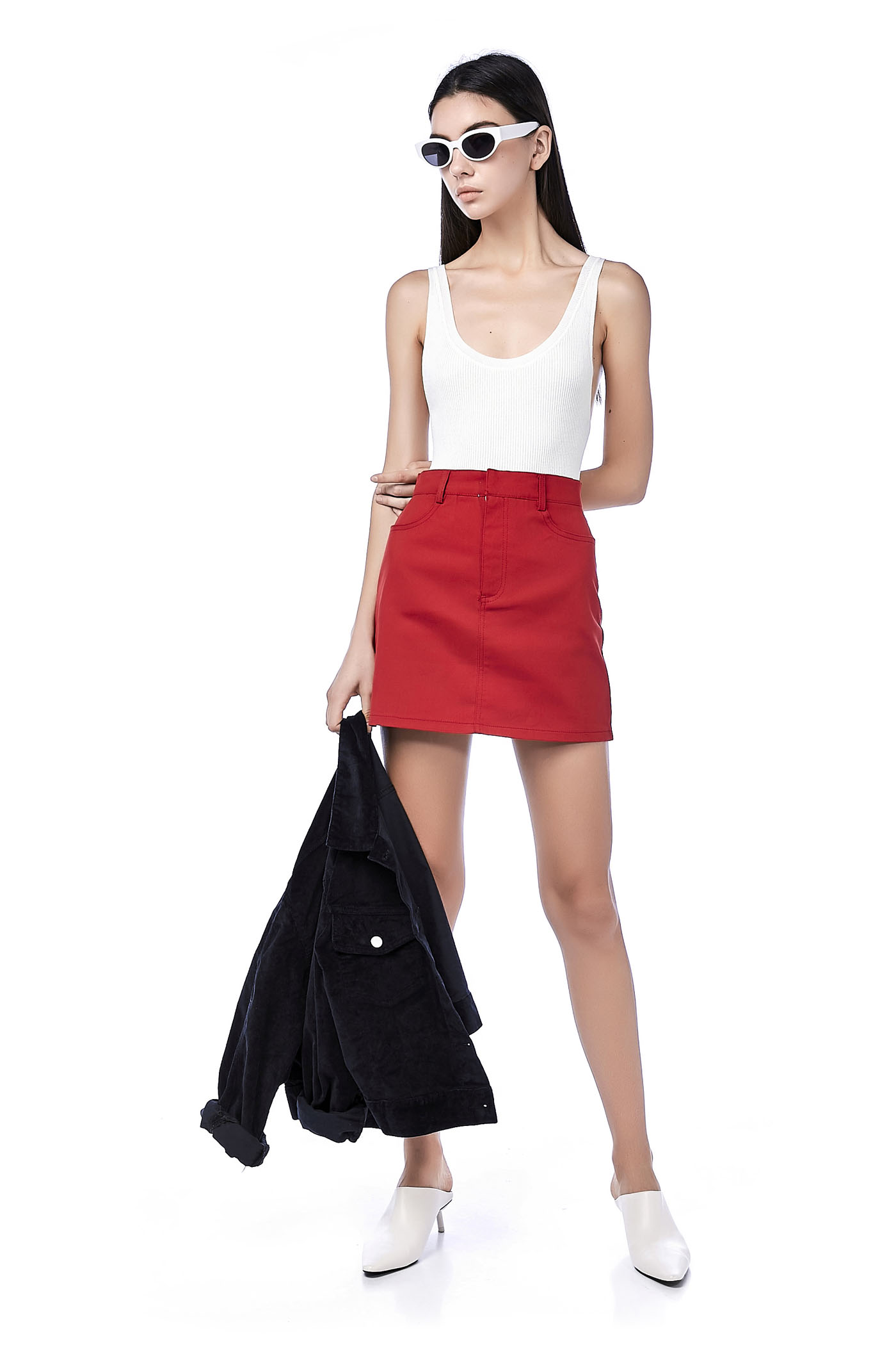 Virca Mini Skirt