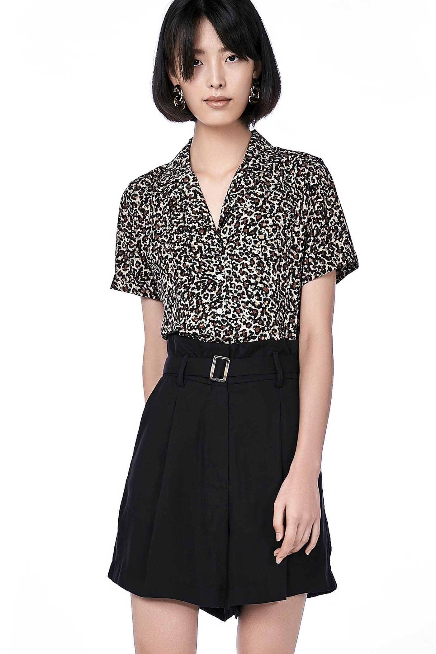 Shay Collared Blouse