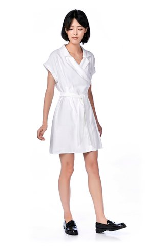 Nyssa Overlap Dress