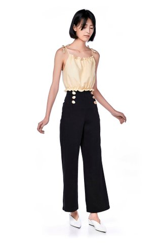 Asher High-Waisted Pants