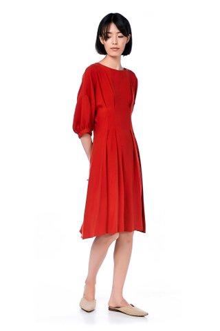 Loffa Midi Dress