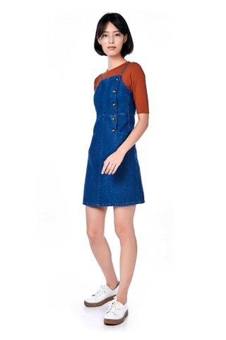 Kira Bib Dress