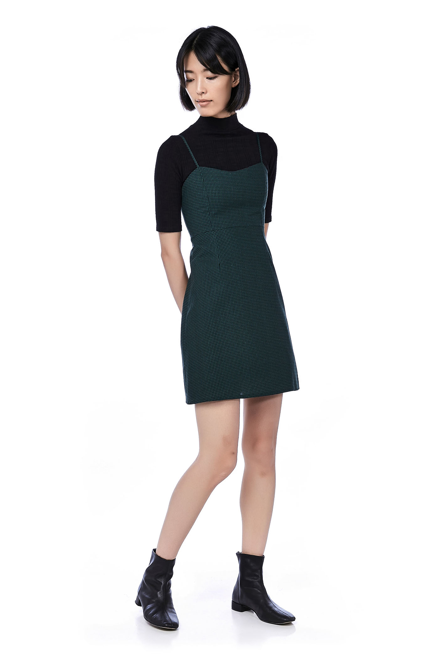 Elnina Fitted Dress