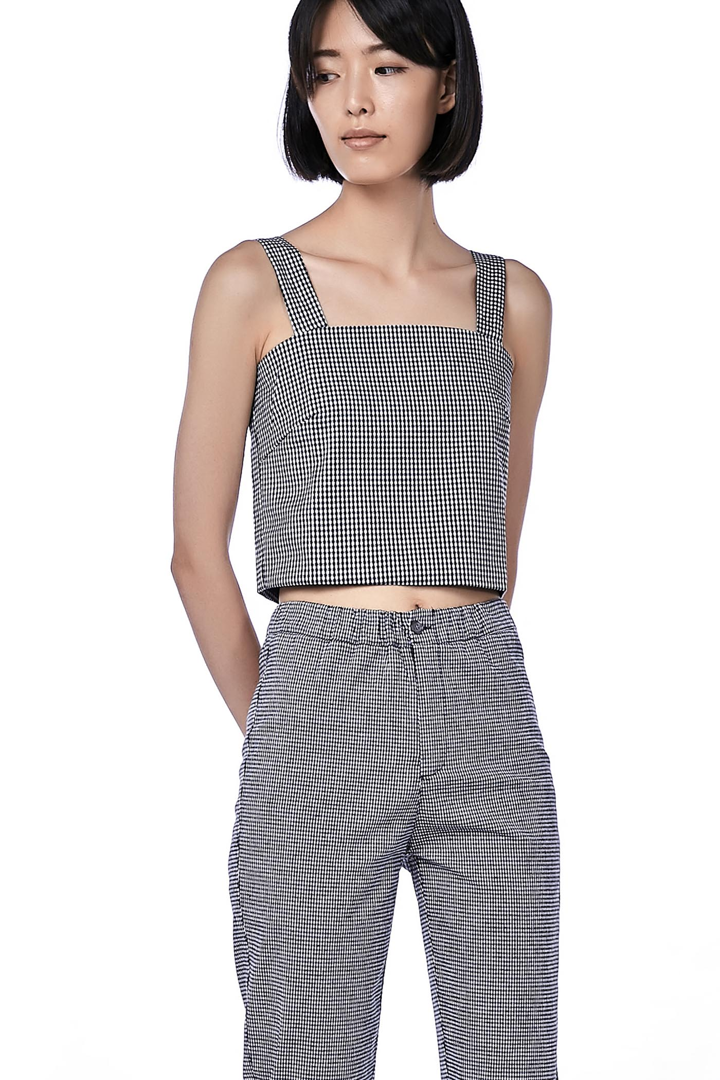 Liari Crop Top