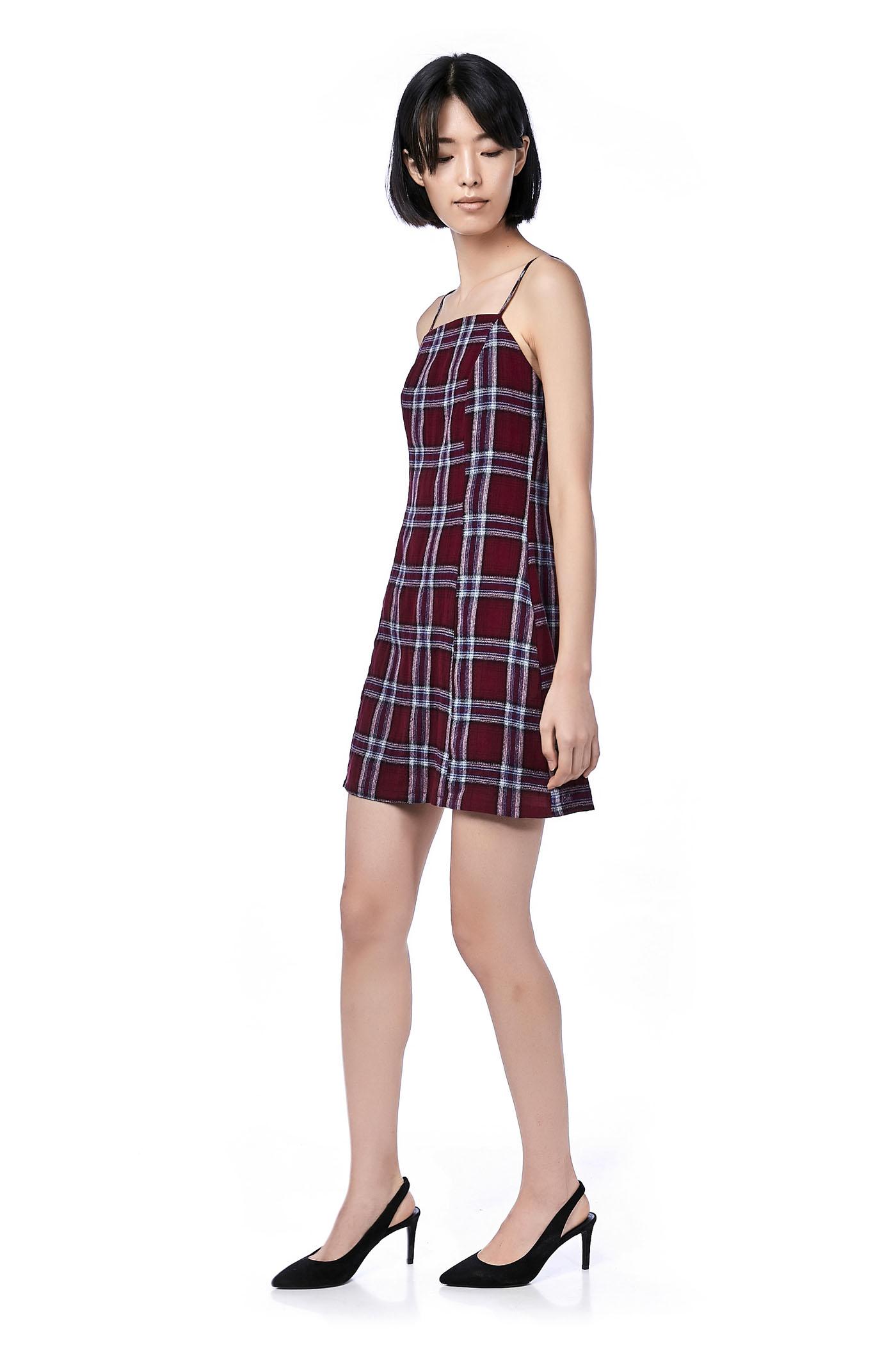 Patryn Bib Dress