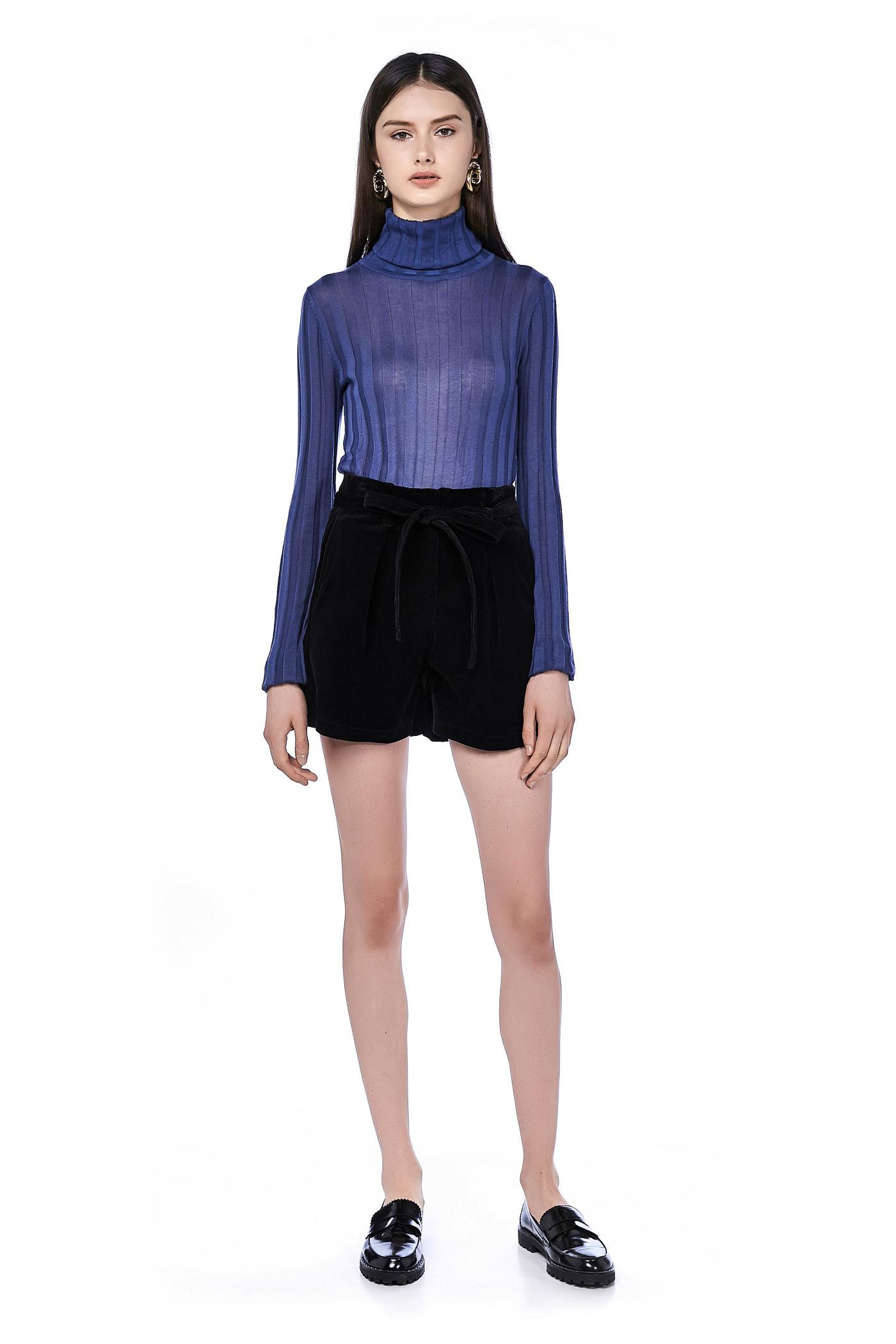 Morgan Corduroy Paperbag Shorts