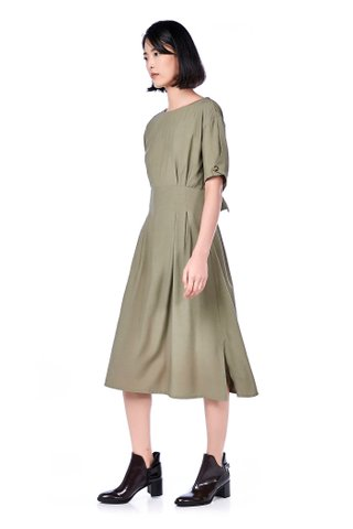 Mell Low Back Dress