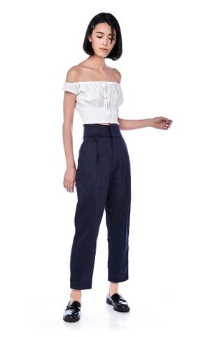 Miya High-Waisted Pants
