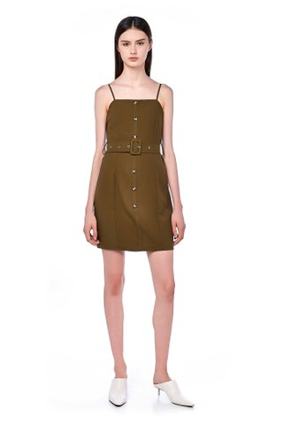 Borra Belted Dress