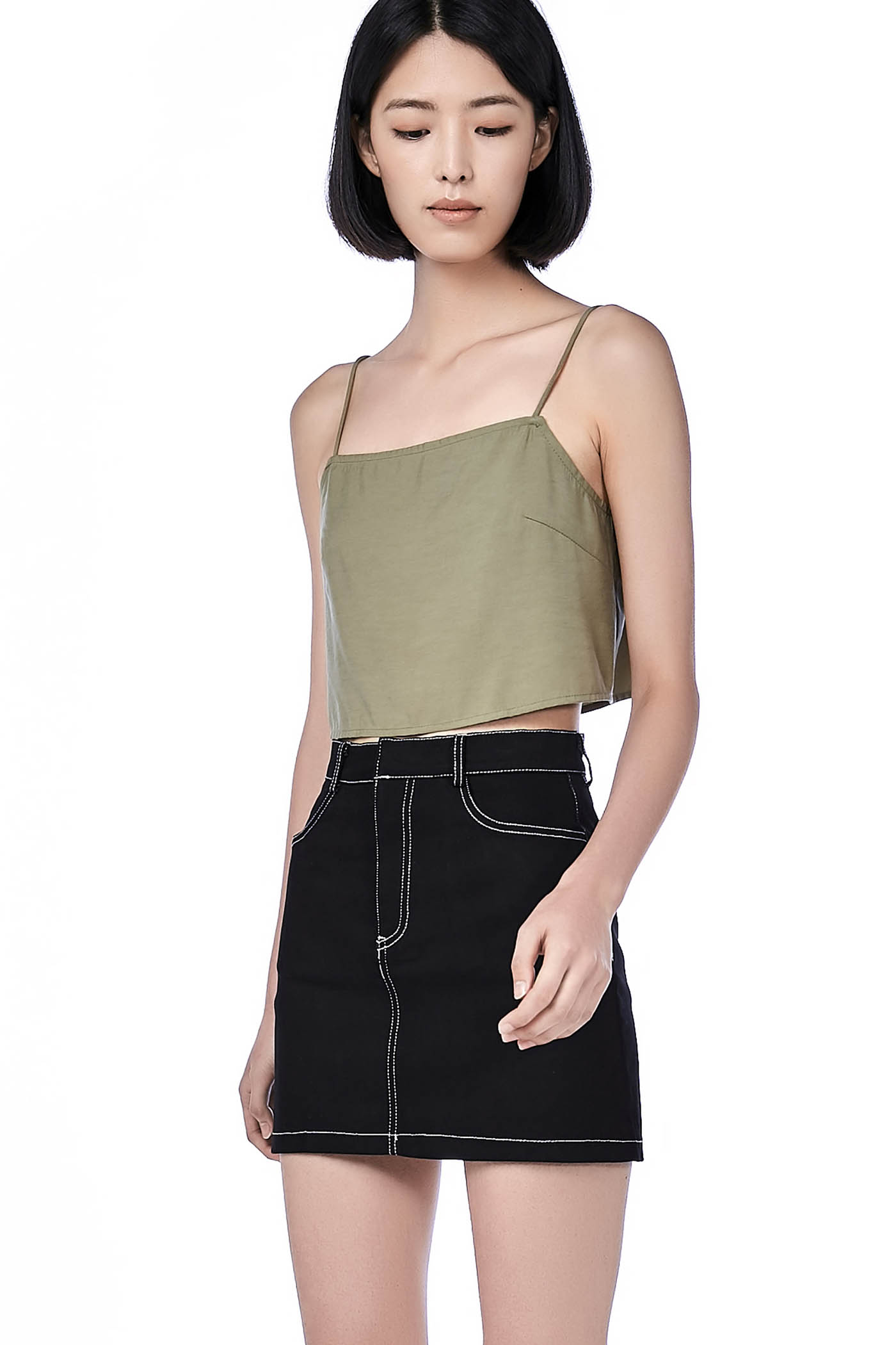 Tween Crop Camisole