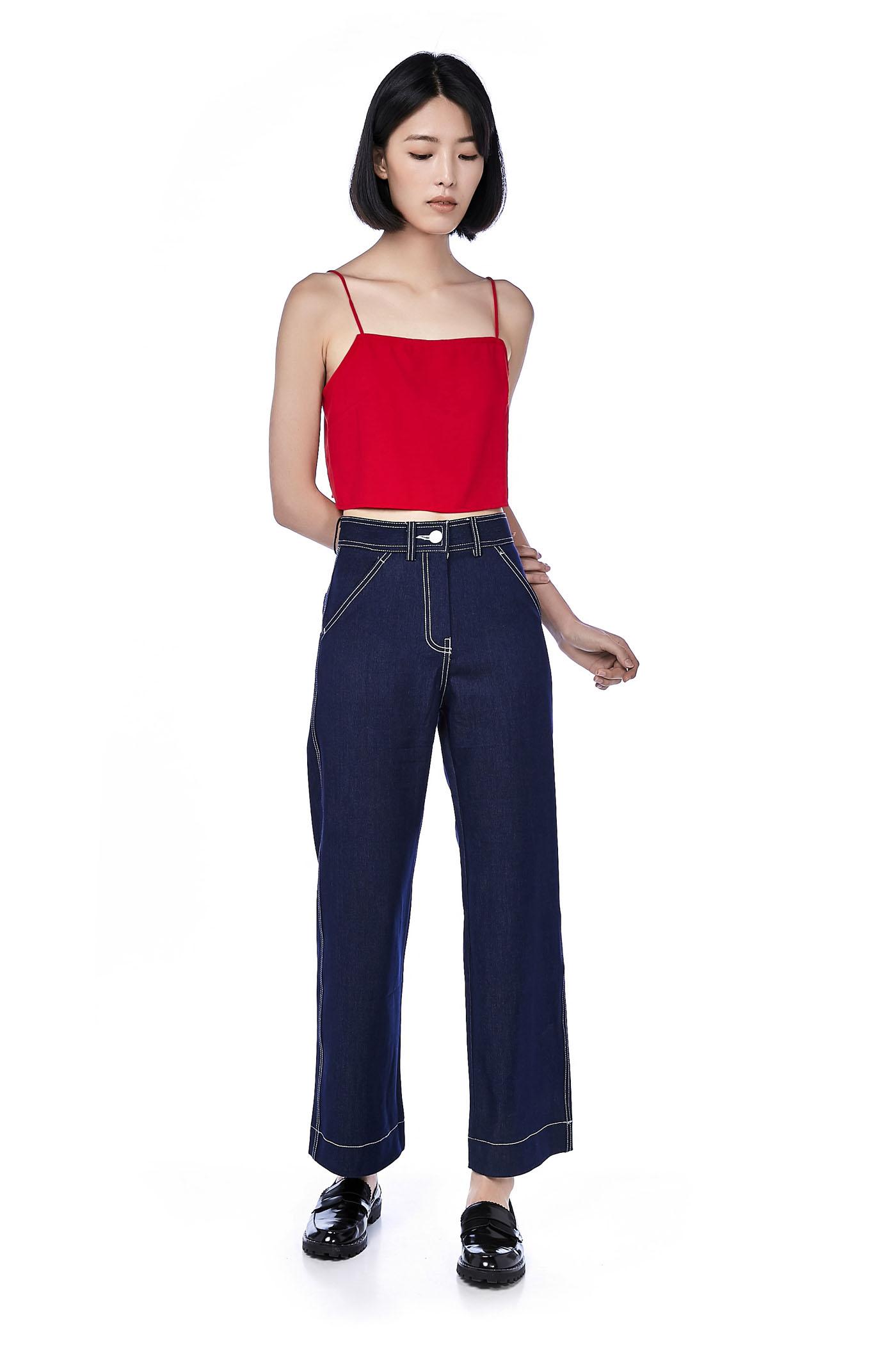 Tween Crop Camisole