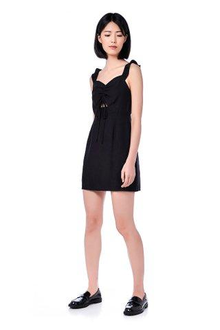 Adalynn Drawstring Dress