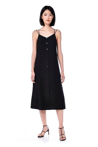 Howie Double Strap A-Line Dress