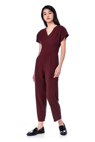 Ritany V-Neck Jumpsuit