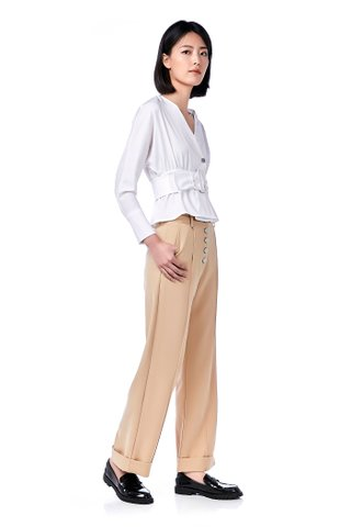 Mellony Cuff Trousers