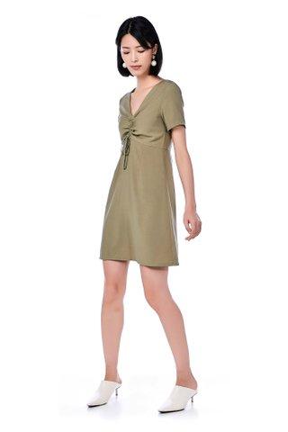 Hailee V-Neck Dress