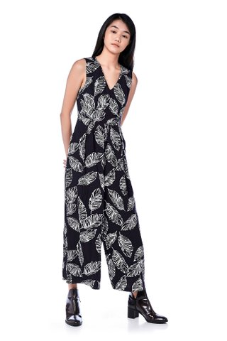 Lodyn Wide-Leg Jumpsuit