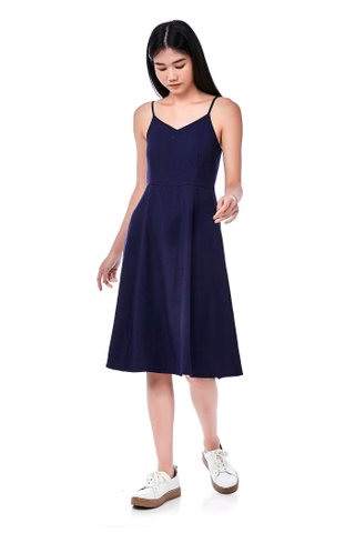Jacklyn V-Neck Cami Dress