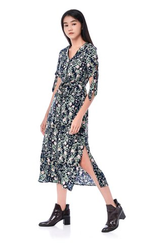 Delana Shirtdress